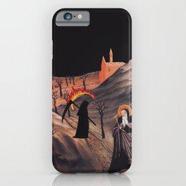 St. Elmo's Fire iPhone Case
