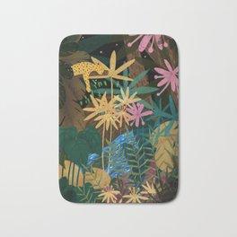 Jungle #2 Bath Mat