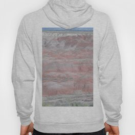 Painted Desert #1, Arizona, Landscape Hoody
