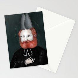 Encarnación: Verbo Divino Stationery Cards