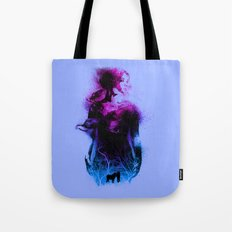 Forest queen Tote Bag