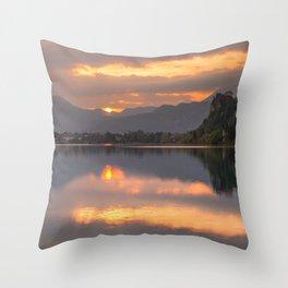 Landscape 39 Throw Pillow