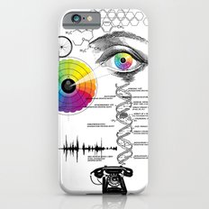 seeing, hearing and knowing iPhone 6s Slim Case
