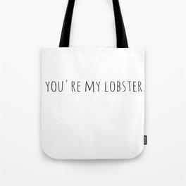 Lobster. Tote Bag