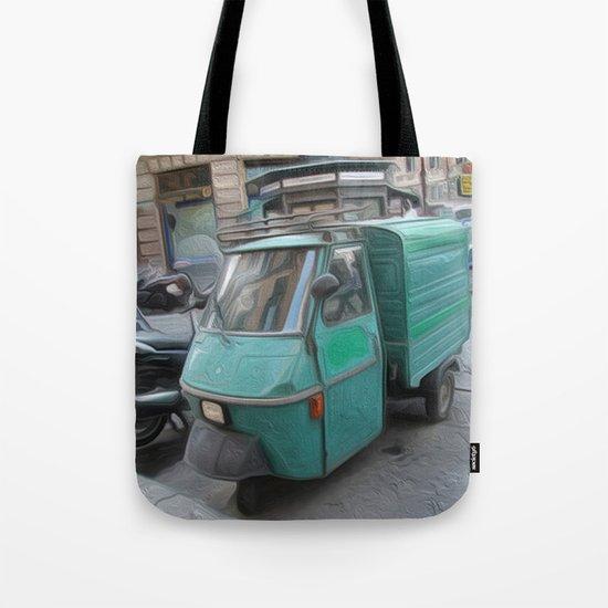 Tri motor Tote Bag