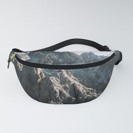 Dolomites Mountains - Landscape Photography Fanny Pack