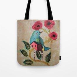 Les pavots Tote Bag