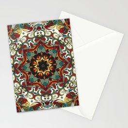 Boho Mandela Pattern 29 Stationery Cards