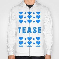Tease - blue Hoody