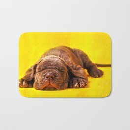 Cane Corso - Italian Mastiff Puppy Bath Mat