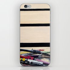 Forced Entry I iPhone & iPod Skin