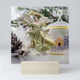 Angel 4. Mini Art Print