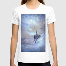 Where Mermaids Play T-shirt