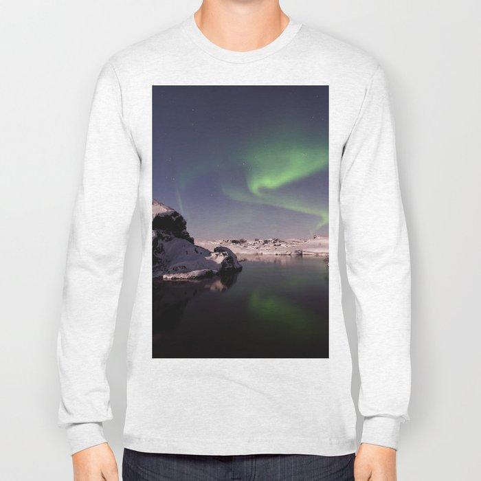 Northern Lights XVV Long Sleeve T-shirt