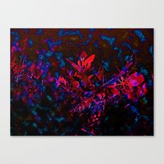 Nature Melds with Technology Canvas Print