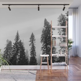 Deep in the Forest of Yosemite Wall Mural