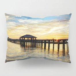 Biloxi Bay Sunset Pillow Sham