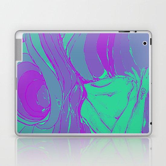 arsenicofago logo Laptop & iPad Skin