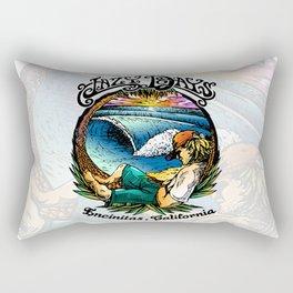 Lazy Days Rectangular Pillow