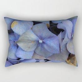 Fall Hydrangeas Rectangular Pillow