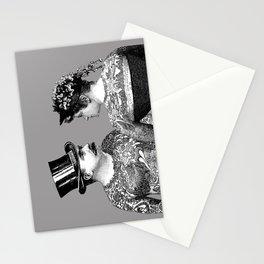 Tattooed Victorian Lovers | Tattooed Couple | Vintage Tattoos | Victorian Tattoos | Victorian Gothic Stationery Cards