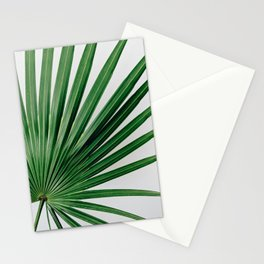 Palm Leaf Detail Stationery Cards