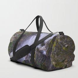 Sutherland Falls BC,Canada Nature Scene Duffle Bag