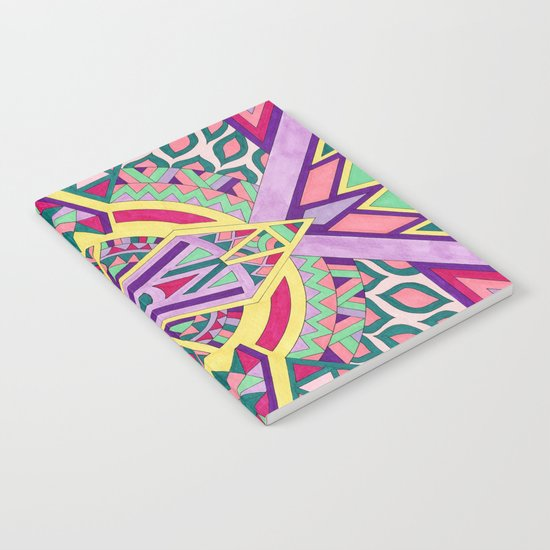 Abstract Journey Notebook