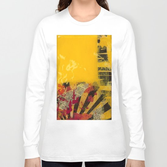 Yellow 2 Long Sleeve T-shirt