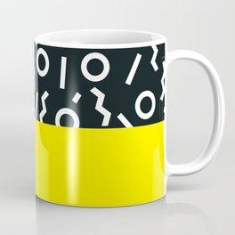 Memphis pattern 51 Coffee Mug