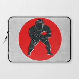 Rugby R Laptop Sleeve