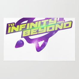 To Infinity and Beyond Rug