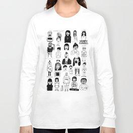 PEEPZ Long Sleeve T-shirt