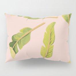 Tropical '17 - Solar [Banana Leaves] Pillow Sham