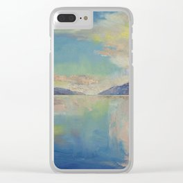 Valhalla Clear iPhone Case
