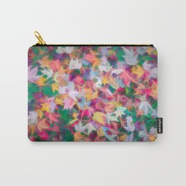 Autumn Colour (glowing multicolour) Carry-All Pouch