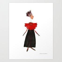 Lena De Mae Art Print