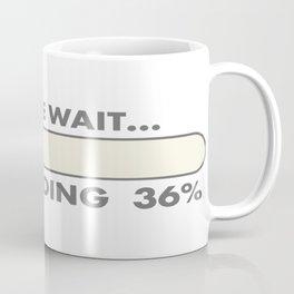 fart loading computer Coffee Mug