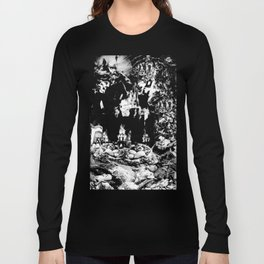 Oozing Hellfire Long Sleeve T-shirt
