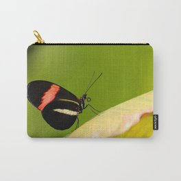 Butterfly - Climbing the hill Carry-All Pouch