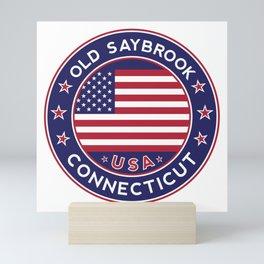 Old Saybrook, Connecticut Mini Art Print
