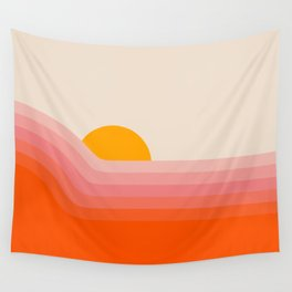 Strawberry Dipper Wall Tapestry