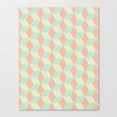 Patterns on Patterns Canvas Print