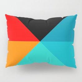 Gemini Hourglass Pillow Sham