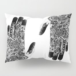 Stay Connected Pillow Sham
