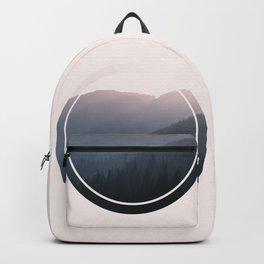 Hazy Mountains III Backpack