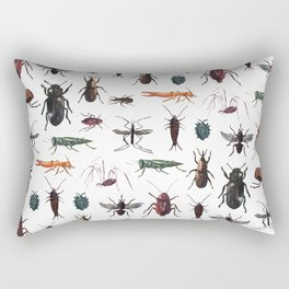 insects everywhere Rectangular Pillow