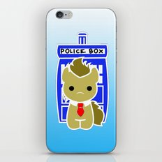 Hello Doctor Whooves iPhone & iPod Skin