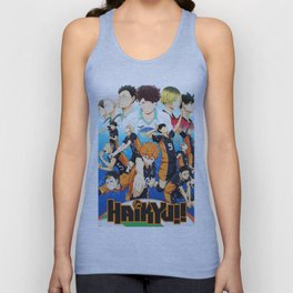 Haikyu Unisex Tank Top