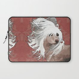 Chinese Crested  Laptop Sleeve